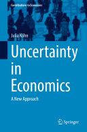 Uncertainty in Economics [Pdf/ePub] eBook