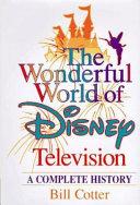 THE WONDERFUL WORLD OF DISNEY TELEVISION