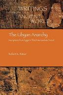 The Libyan Anarchy ebook