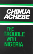 Pdf The Trouble with Nigeria
