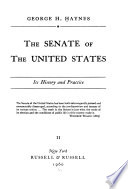 The Senate of the United States