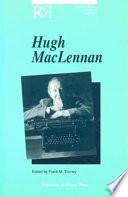Hugh MacLennan
