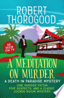 Read Online A Meditation on Murder For Free