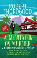 A Meditation on Murder Pdf/ePub eBook