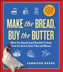 Make the Bread, Buy the Butter Pdf/ePub eBook