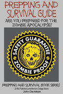 Pdf Prepping and Survival Guide - Are You Prepared for the Zombie Apocalypse?