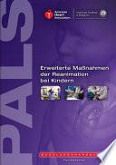 Erweiterte Massnahmen der Reanimation bei Kindern