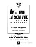 Mental Health and Social Work Career Directory