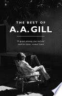 The Best of A  A  Gill Book