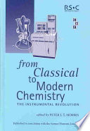 From Classical To Modern Chemistry Book PDF