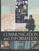 Encyclopedia of Communication and Information  Gay Pol