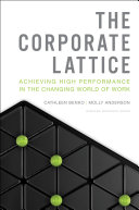 The Corporate Lattice