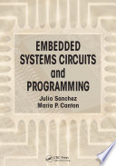 Embedded Systems Circuits and Programming Book
