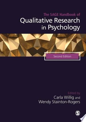 The+SAGE+Handbook+of+Qualitative+Research+in+PsychologyOne of our bestselling handbooks, The SAGE Handbook of Qualitative Research in Psychology, is back for a second edition, with updated chapters and three new chapters introduced on Thematic Analysis, Interpretation and Netnography.