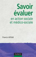 Pdf Savoir évaluer en action sociale et médico-sociale Telecharger
