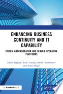 Enhancing Business Continuity and IT Capability Book