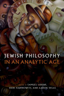 Jewish Philosophy in an Analytic Age