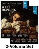Principles and Practice of Sleep Medicine   2 Volume Set