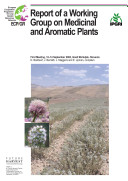 Report of a Working Group on Medicinal and Aromatic Plants
