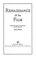 Renaissance of the Film