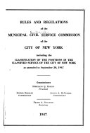 Official Directory of the City of New York