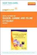 Raskin  Canine and Feline Cytology  Pageburst  Access Code Book