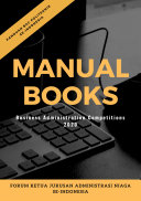 Manual Books Business Administration Competitions 2020