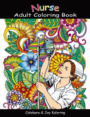 Nurse Adult Coloring Book