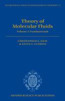 Theory of Molecular Fluids