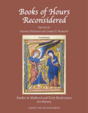 Books of Hours Reconsidered