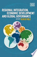 Regional Integration Economic Development And Global Governance Book PDF