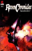 Raven Chronicles #15: Spoonbenders
