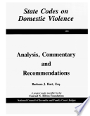 State Codes on Domestic Violence