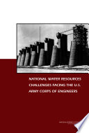 National Water Resources Challenges Facing The U S Army Corps Of Engineers