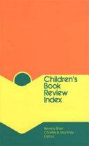 Children s Book Review Index 2001