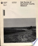 Soil Survey of Buchanan County, Missouri