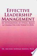 Effective Leadership Management