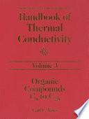 Handbook of Thermal Conductivity  Volume 3