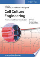 Cell Culture Engineering Book