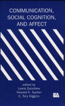 Communication, Social Cognition, and Affect ebook