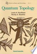 Quantum Topology