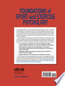 Foundations of Sport and Exercise Psychology  7E