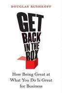 Get Back in the Box Pdf/ePub eBook