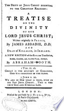 The Deity Of Jesus Christ Essential To The Christian Religion