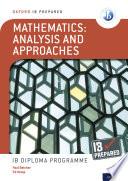 Ib Prepared Mathematics Analysis And Approaches Ebook