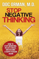 Stop Negative Thinking
