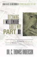 Becoming a Millionaire God's Way Part II