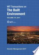 Disaster Management and Human Health Risk V