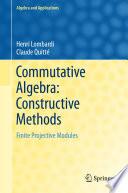 Commutative Algebra Chapters 1 7 [Pdf/ePub] eBook