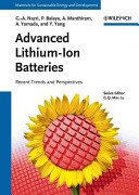 Advanced Lithium Ion Batteries